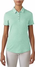 Adidas ClimaLite Essentials Damen Golf Polo, mint