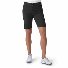 Adidas Essentials Lightweight Bermuda Damen Golf Shorts, schwarz