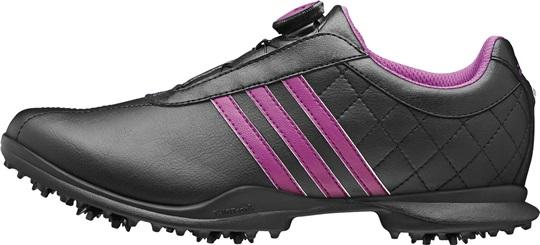 Adidas Driver BOA Damen Golfschuhe - schwarz