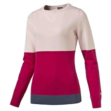Puma Colorblock Damen Pullover