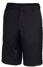 Puma Golf Solid Tech Herren Shorts, schwarz