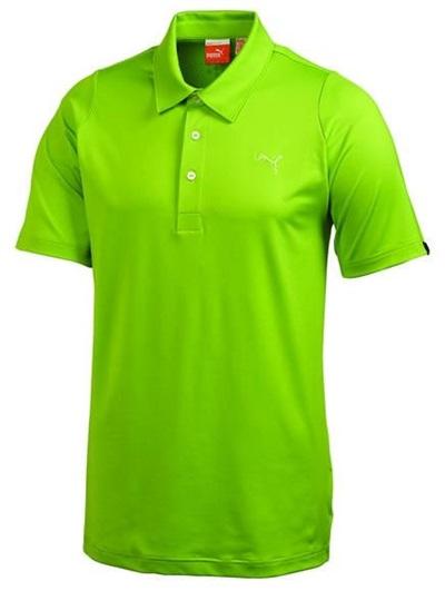 competitive price 9d31b dfcb1 Puma Golf Duo Swing Herren Poloshirt, grün