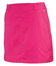 Puma Solid Tech Golfrock, rose