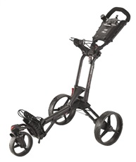 Big Max Z 360 Golf Trolley, schwarz