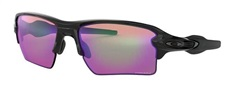 Oakley Flak 2.0 XL PRIZM Sonnenbrille, Polished Black