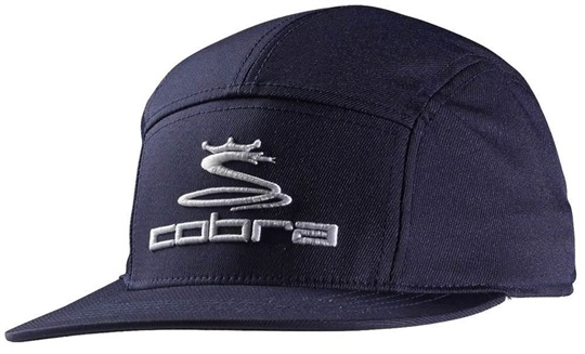7e6225a03da Cobra Tour 5 Panel Golf Cap