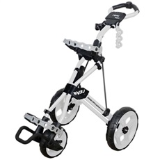 Rovic RV3J Junior Golftrolley, weiss