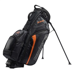 Cobra King Stand Bag, schwarz/orange