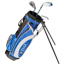 Longridge Junior Tiger golf set, 4-7 yrs, RH