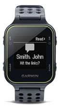 Garmin Approach S20 Slate Lifetime GPS Smartwatch