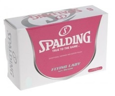 Spalding Flying Damen Golfbälle