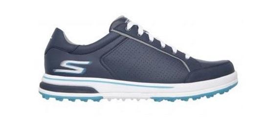 Skechers Go Golf Drive 2 Herren Golfschuhe blauweiss
