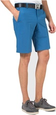 J.Lindeberg True Reg Fit Micro Stretch Herren Shorts - blau