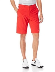 J.Lindeberg True Reg Fit Micro Stretch Herren Shorts - rot