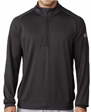Adidas Golf Club Herren Sweatshirt, schwarz