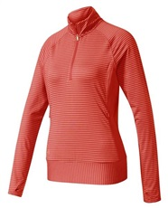 Adidas Rangewear 1/2 Zip Damen Pullover, orange