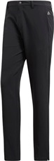 Adidas Ultimate 3 Stripes Herren Golfhose, schwarz