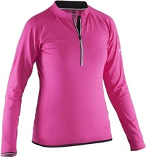 Abacus Regulate Damen Thermo Longsleeve, rosa