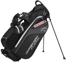 Callaway Hyper Dry Fusion Stand Bag, schwarz