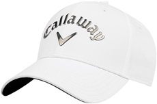 Callaway Liquid Metal Golf Cap, weiß