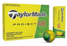 TaylorMade Project (a) Yellow Golfbälle