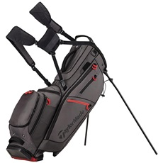 TaylorMade Flextech Crossover Stand Bag, grau