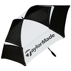 TaylorMade TP Tour Double Canopy Golf Regenschirm, 68""