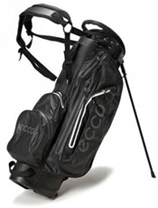 Ecco Watertight Stand Bag, schwarz