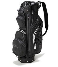 Ecco Watertight Cart Bag, schwarz