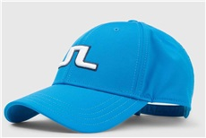 J.Lindeberg Angus Tech Stretch Golf Cap, blau