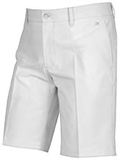 J.Lindeberg Eloy Micro Stretch Herren Shorts, weiss