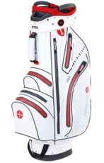 Big Max Aqua Sport Cart Bag, weiss/rot