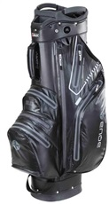 Big Max Aqua Sport Cart Bag, schwarz/grau