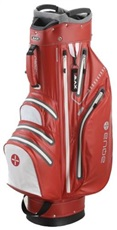 Big Max Aqua Sport Cart Bag, rot/weiss