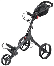 Big Max IQ+ Golftrolley, schwarz