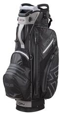 Big Max Aqua V-1 Cart Bag, schwarz/grau