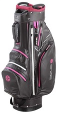 Big Max Aqua Sport Cart Bag, schwarz/pink