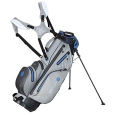 Big Max Aqua 8 Stand Bag, grau