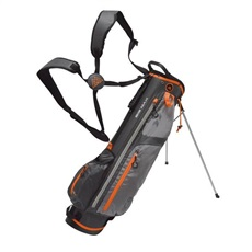 Big Max ICE 7 Stand Bag, grau/orange