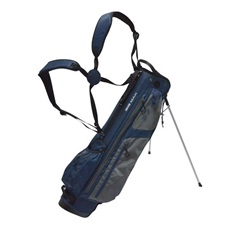 Big Max ICE 7 Stand Bag, blau/grau