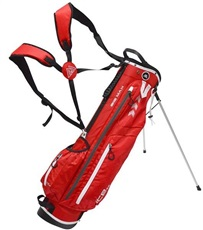 Big Max ICE 7 Stand Bag, rot