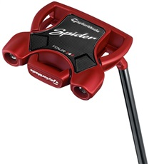 TaylorMade Spider Tour Red Jason Day model putter
