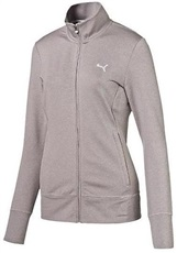 Puma Golf PWR Warm Damen Sweatjacke, grau