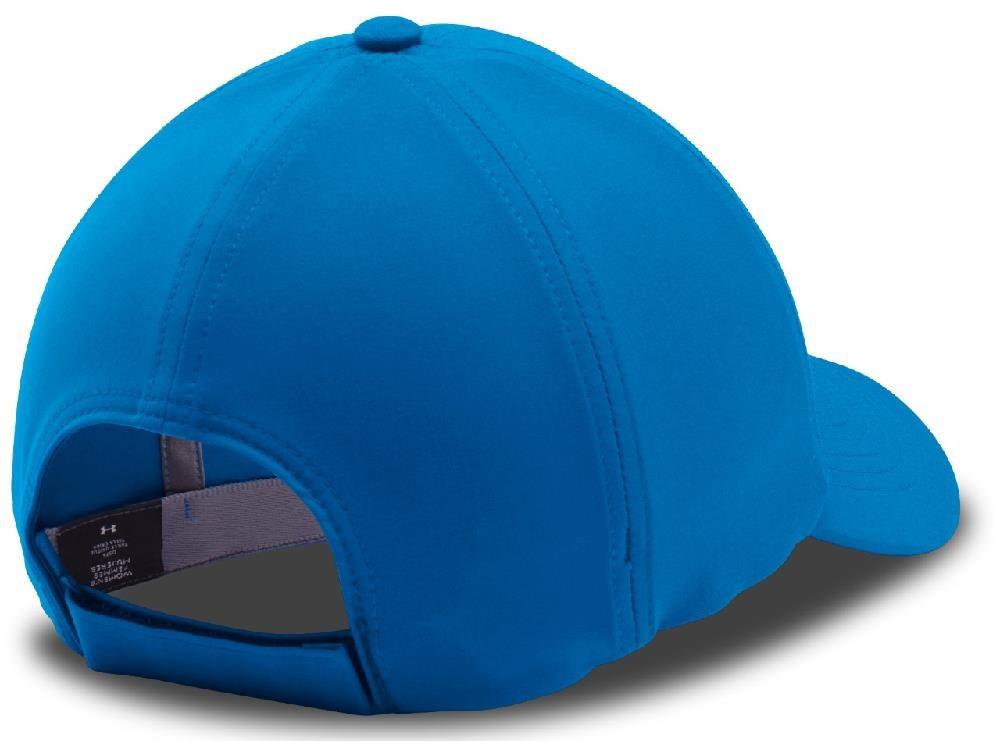 under armour solid damen golf cap blau. Black Bedroom Furniture Sets. Home Design Ideas