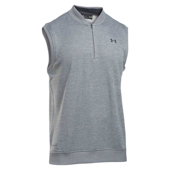 Under Armour Storm SweaterFleece Herren Weste, grau