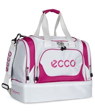 Ecco Carry All Duffel Bag, weiss/candy