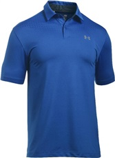 Under Armour CoolSwitch Ice Pick Herren Poloshirt, blau