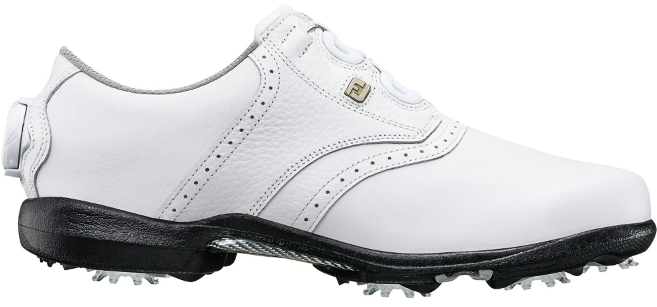 Footjoy Damen DryJoys Golfschuhe, Weiß (White 99017), 40.5 EU