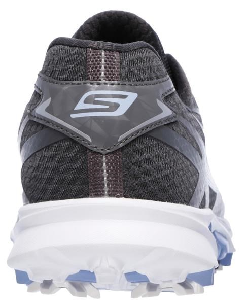 skechers go golf blade power damen golfschuhe grau blau. Black Bedroom Furniture Sets. Home Design Ideas