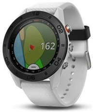 Garmin Approach S60 White Lifetime GPS Smartwatch